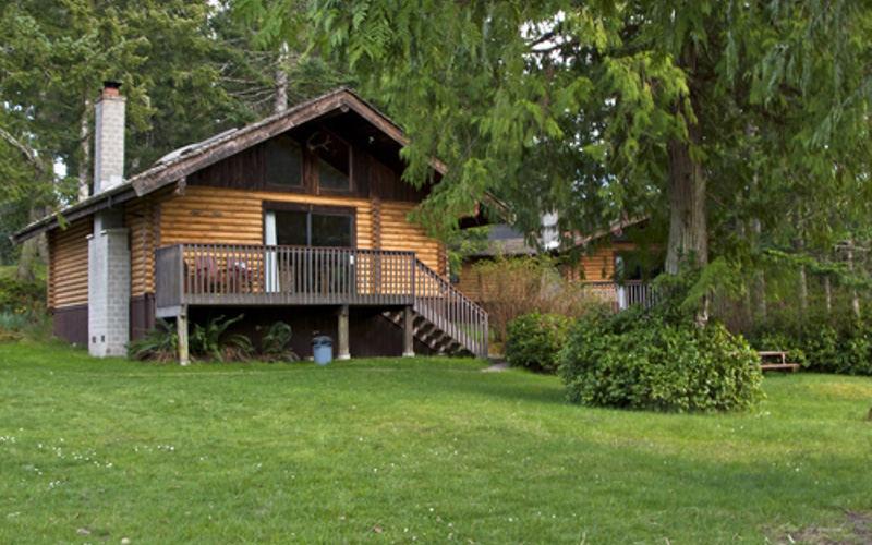 Cusheon Lake Resort Salt Spring Island Tourism