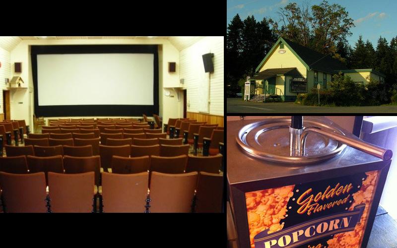 salt spring island movie theatre the fritz salt spring island