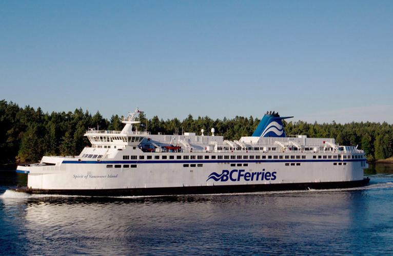 B C Ferries Salt Spring Island Tourism