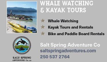 Salt Spring Adventures