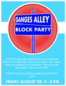 Ganges Alley Block Party @ Ganges Alley | British Columbia | Canada