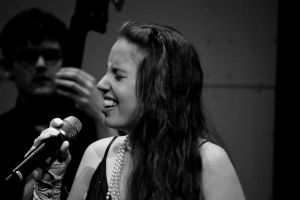 Tea à Tempo - Caroni Young-Jim Schultz Jazz Duo (Voice & Guitar) - August 29, 2018 @ 2:10 PM @ All Saints by-the-Sea Anglican Church | | |