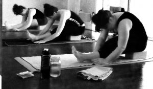 Rest and Recharge: a 2 hour restorative yin yoga practice @ the Nest hot yoga      
