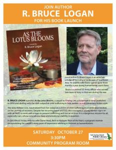 Book Launch - R. Bruce Logan @ Salt Spring Island Public Library | | |