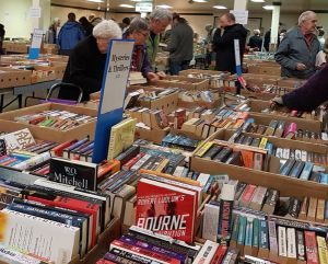Giant Book & Jewellery Sale @ Salt Spring Farmers' Institute      