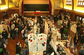 Fulford Hall Christmas Craft Fair @ Fulford Hall | British Columbia | Canada
